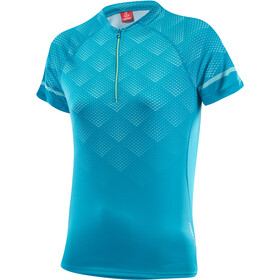 Löffler Jessy Bike Jersey Shortsleeve Women turquoise